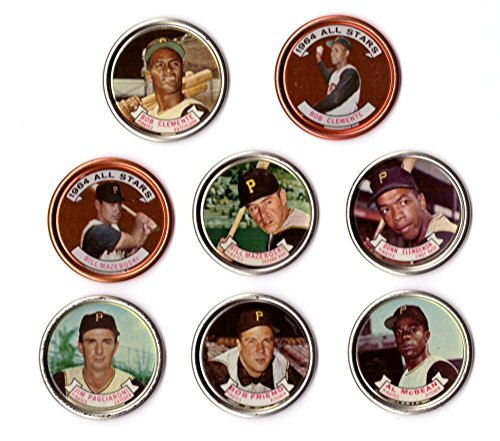 1964 Topps Coins - PITTSBURGH PIRATES Team Set