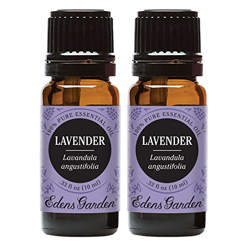 Edens Garden Lavender Value Pack 100% Pure Undiluted Therape