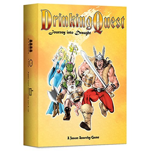 Drinking Quest: Journey into Draught by Jason Natural Jason Anarchy Games