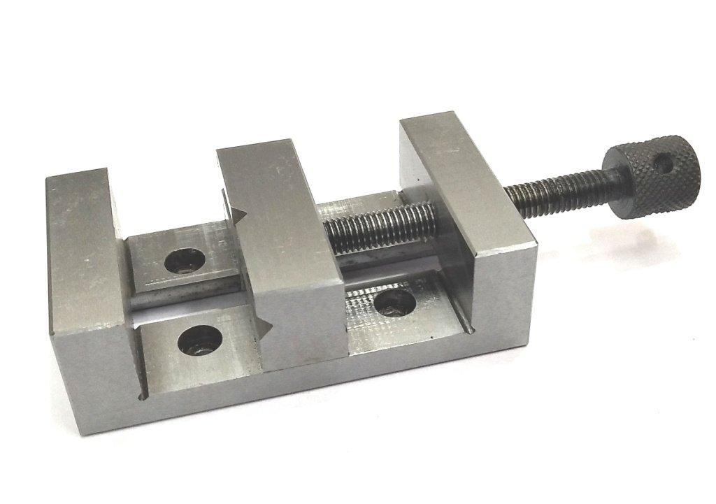 Mini 2// 50 mm Steel Vice Vise Work Holding Engineering Machine Tools