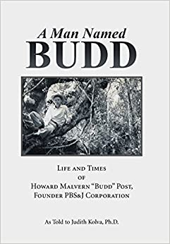 Book A Man Named Budd: Life and Times of Howard Malvern