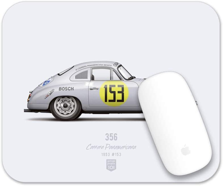 1953 356 La Carrera Panamericana Poster Print Set of 4