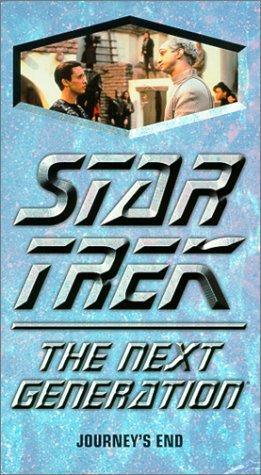 Star Trek - The Next Generation, Episode 172: Journey's End [VHS]