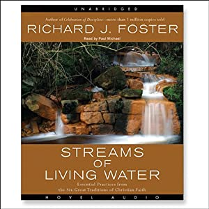 The Streams of Living Water Audiobook