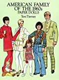 American Family of the 1960s Paper Dolls, Tom Tierney, 0486283348