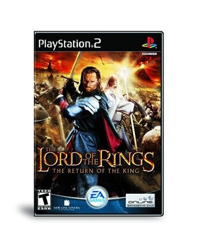 Lord Rings Return King PlayStation 2 product image