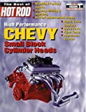 High Performance Chevy Small Block Cylinder Heads, Hot Rod Magazine Staff, 1884089305