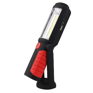 Lampe De Travail Led Rechargeable Avec Magnetique Lampe De Torches