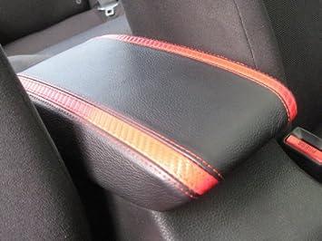Amazon.com: Mitsubishi Lancer OZ Rally 2002-03 cubierta de apoyabrazos de RedlineGoods: Automotive
