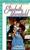 A Prior Engagement, Elizabeth Mansfield, 0515103985