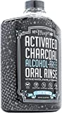 My Magic Mud Activated Charcoal Oral Rinse, Classic Mint, 420 mL
