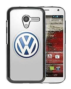 Volkswagen logo 5 Black Newest Custom Design Motorola Moto X Phone Case