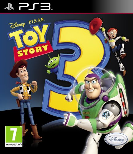 Toy Story 3: The Video Game (Playstation 3) (輸入版) by Disney