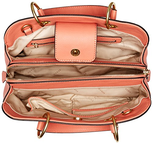 GUESS Dixie Cor Satchel GUESS Coral Dixie RROwFY