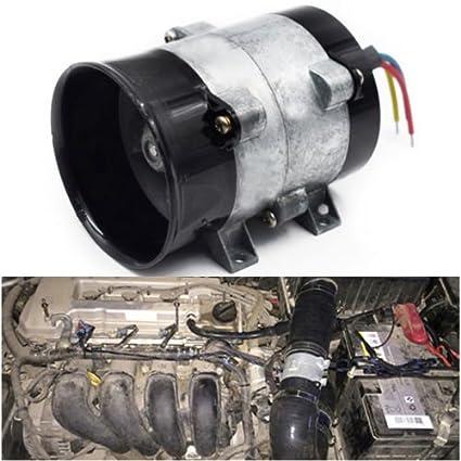 Coche Auto 12 V 16,5 A eléctrico turbina cargador de Turbo toma de aire