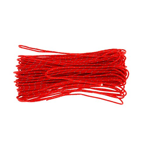 ワードローブラショナル抜け目のないBaoblaze 反射テントロープ 直径1.8ミリメートル 長さ20メートル 3色選ぶ 張り綱 コード 登山補助