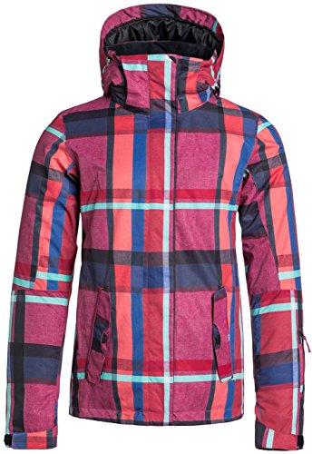 Roxy Plaid Jacket - 4