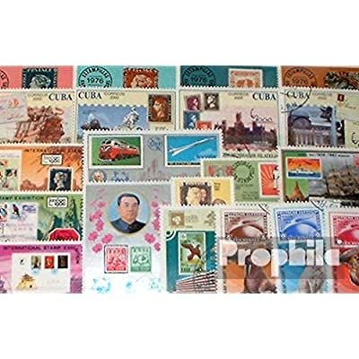 Motives 100 Different Stamps on Stamps (Stamps for Collectors) Stamp on Stamp: Toys & Games [5Bkhe0802103]
