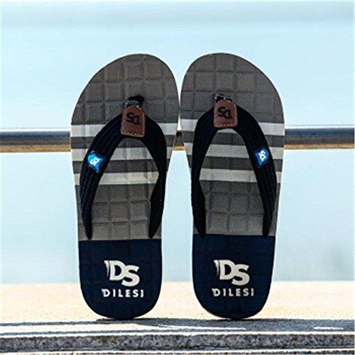 da uomoCasual da in cm 24 Sandalo Infradito pelle da uomo Scarpe e 5 27 Impermeabile da antiscivolo estivi estive Melodycp spiaggia uomo Sandali bagnato 0wX5q1
