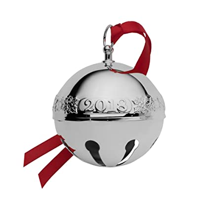 Image Unavailable. Image not available for. Color: Wallace Sleigh Sterling  Silver Christmas Holiday Ornament ... - Amazon.com: Wallace Sleigh Sterling Silver Christmas Holiday