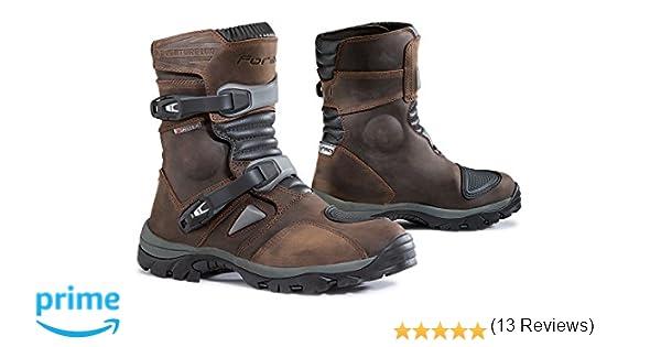 Forma Adventure Low WP - Botas para Moto con homologación CE: Forma Boots: Amazon.es: Coche y moto