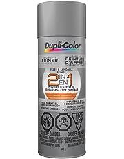 Dupli-Color CDAP17007 2-in-1 Filler & Sandable Primer, Gray, 12 Ounce, 1 (Non-Carb Compliant)