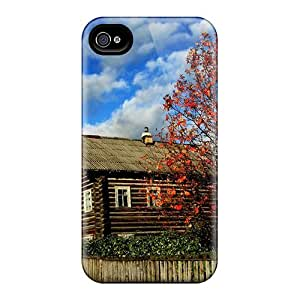 For Iphone 4/4s Protector Case Autumn Free Autumn 79 Phone Cover