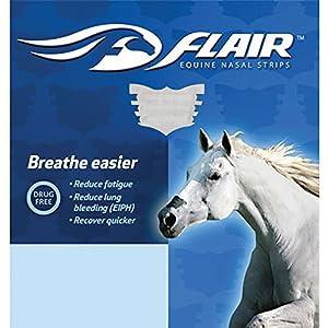 Flair Nasal Strips, 6-Pack, White