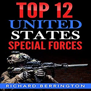 Top 12 United States Special Forces Hörbuch
