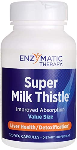 Super Milk Thistle 120 Ultracap