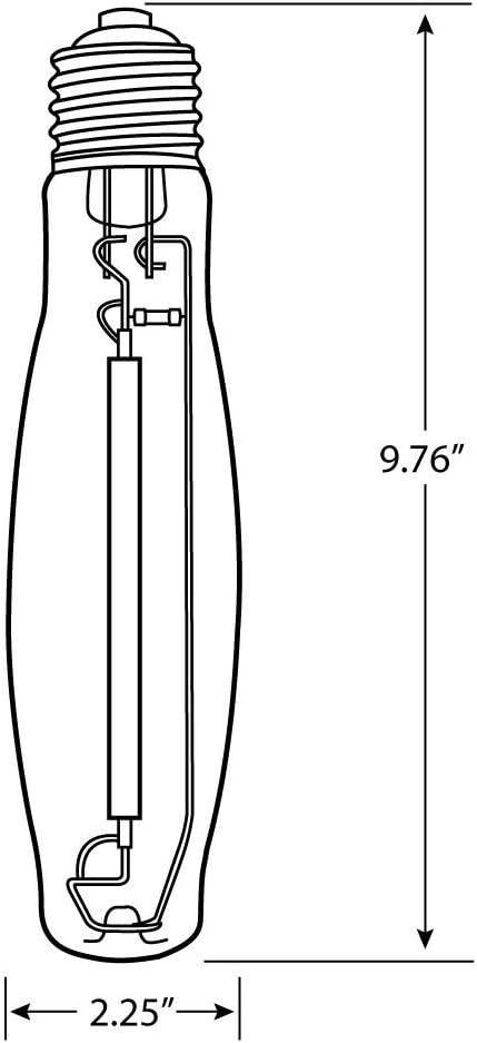 LU250//ED18 250W High Pressure Sodium Lamp MOG S50 Lamp 10206