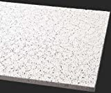 Armstrong World Industries BP769A Acoustical Ceiling Panel 769A Cortega Square Lay In (12 per Case), 24'' x 48'' x 5/8''