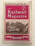 img - for The Railway Magazine November December 1945 Volume 91 No. 560 book / textbook / text book