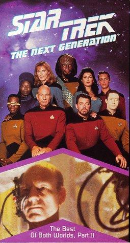 Star Trek - The Next Generation, Episode 75: The Best Of Both Worlds, Part II [VHS] (Best Star Trek Tng Episodes)