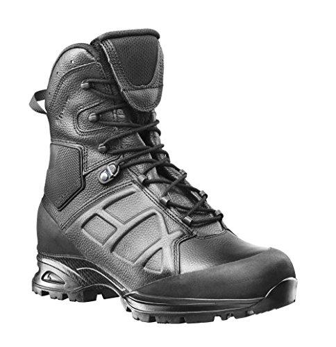 Homens Haix Sapatos Polícia Ranger Gsg9-x Preto, Reino Unido 8,5 / Ue 43