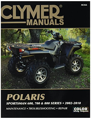 Clymer M366 Repair Manual Size: One Size Color: N/A, Model: M366, Outdoor&Repair Store by Hardware & Outdoor