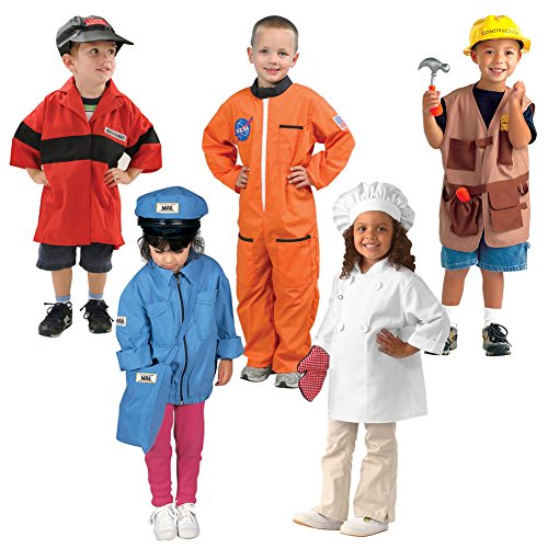 Dress Up Pretend Play Images On: Mail Carrier Costume
