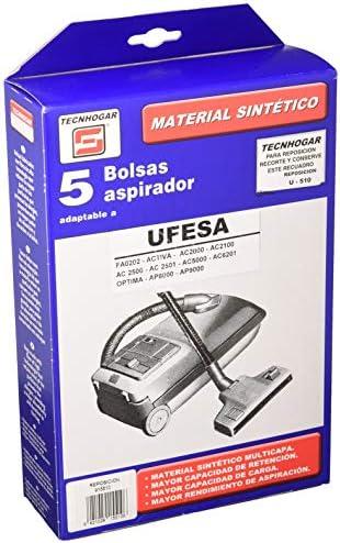 Tecnhogar 915510 Bolsa aspirador, Blanco: Amazon.es: Hogar