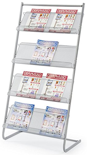 Floor Standing Magazine - Displays2go 25