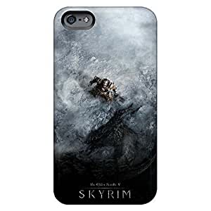 Hard mobile phone cases High Quality Collectibles iphone 4s - skyrim dragon shout