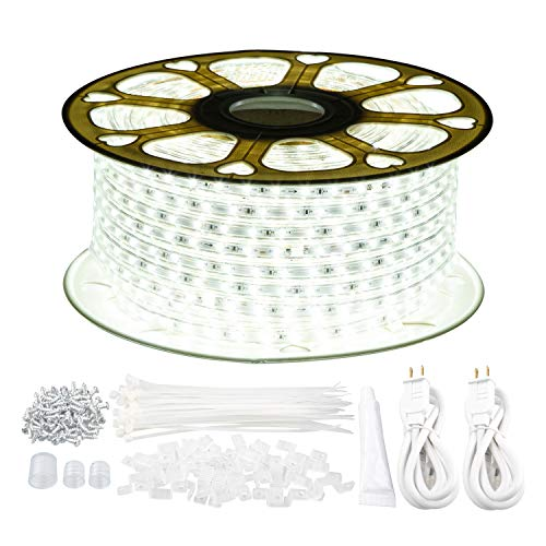 Bright White Led Rope Light in US - 8