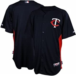 bfaa043d96875 VF Minnesota Twins MLB Mens Batting Practice Authentic Performance Jersey  Adult Sizes