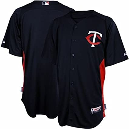 f7fc19f62 VF Minnesota Twins MLB Mens Batting Practice Authentic Performance Jersey  Adult Sizes (L)