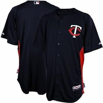 new styles 030af dd24c Amazon.com : VF Minnesota Twins MLB Mens Batting Practice ...