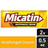 Micatin Antifungal Cream with Miconazole Nitrate