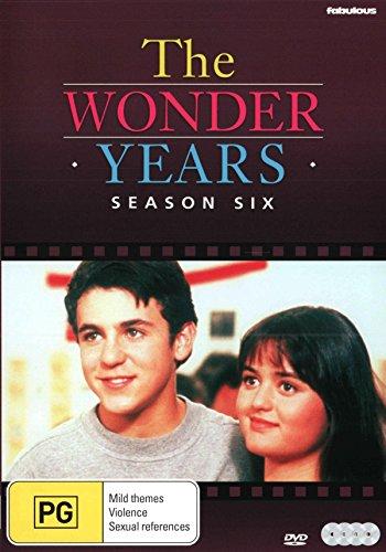 The Wonder Years: Season 6 [NON-USA Format, Region 4 Import - Australia] (Wonder Years Dvd Season 4)