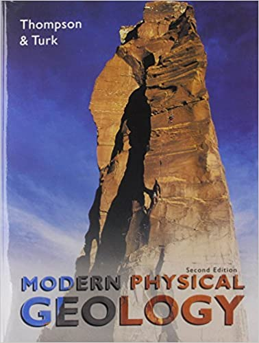 What's a good topic to write about in Physical Geology?