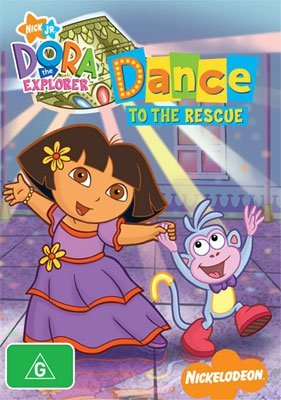 Nickelodeon Dora The Explorer Dance to the Rescue