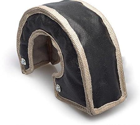 Boost Monkey Turbo Charger Heat Blanket Shield - Universal- T3 T25 T38 T3 T4 T5 T6 (T3 Black) Boost Monkey®