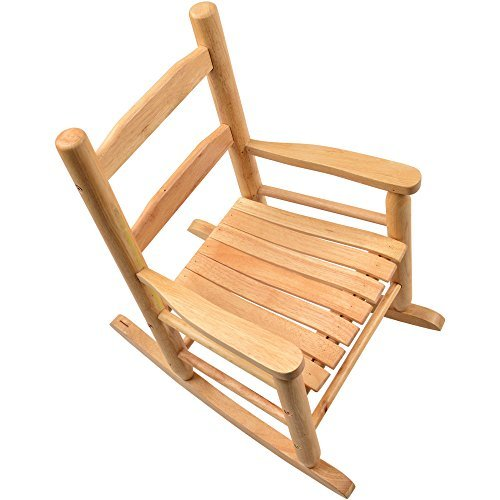 Child's Hardwood Rocker Chair by Constructive Playthings